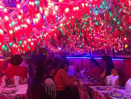 Cenamos comida India en Milon y helado en Odd Fellows, New York