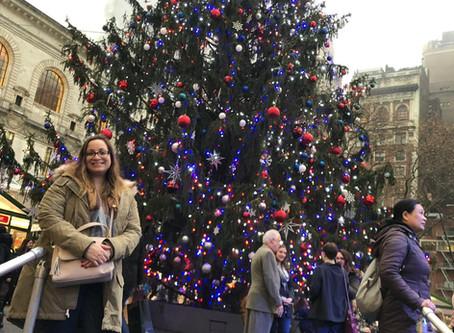 Itinerario de 6 días en NY en Navidad. Ruta día por día