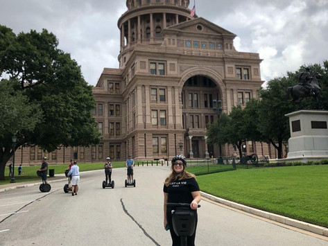 Austin, Texas: ¿Te animas a pasear en Segway?