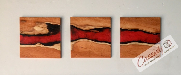 Lava Flow Wall Art