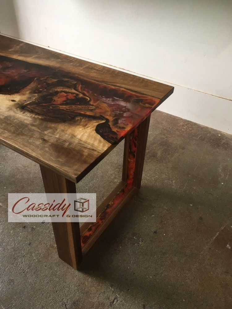 Fire River Table