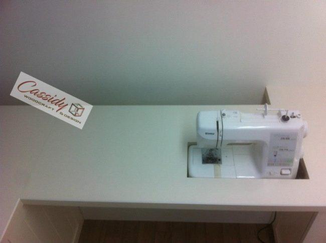 Custom Sewing Room