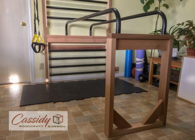 Cedar Workout Station