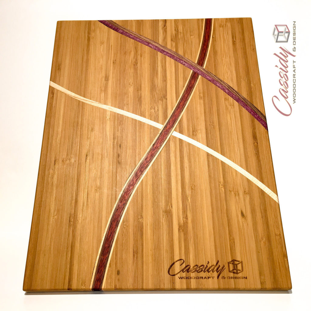 Bamboo Kitchenware Ft. Curved Bent Hardwoods