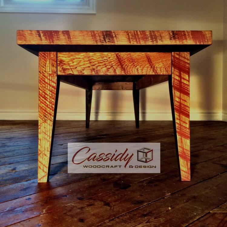 Jean Gray Coffee Table