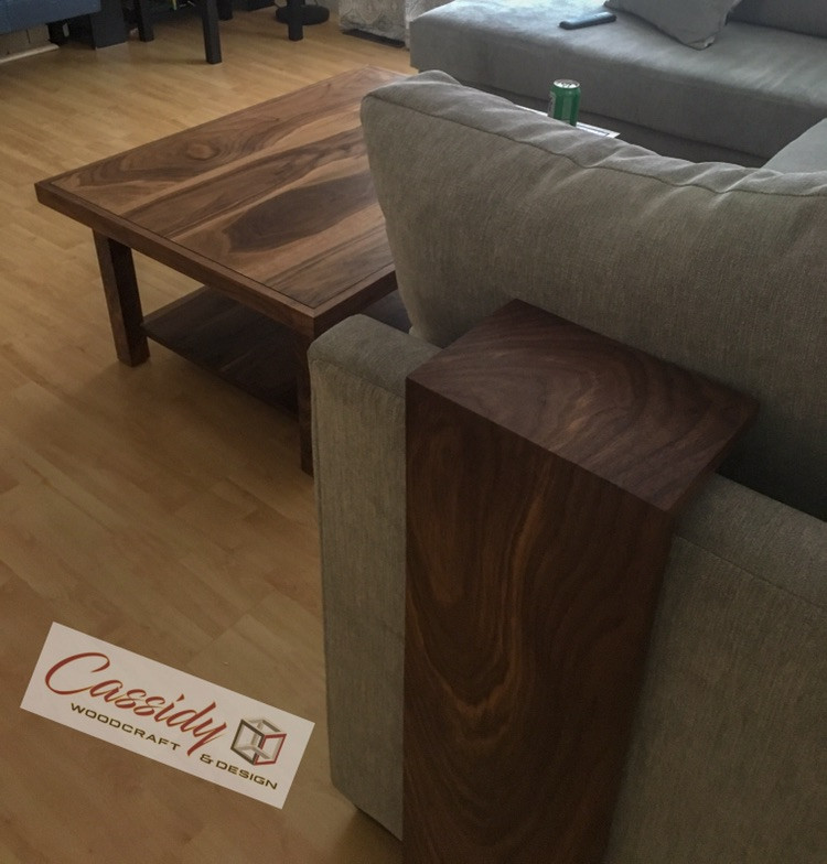 Walnut Tables – Couch Fit