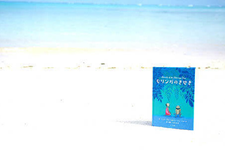絵本『モリンガのきせき』と巡る、モリンガの旅 〜与論島編〜