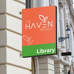 Haven Signage
