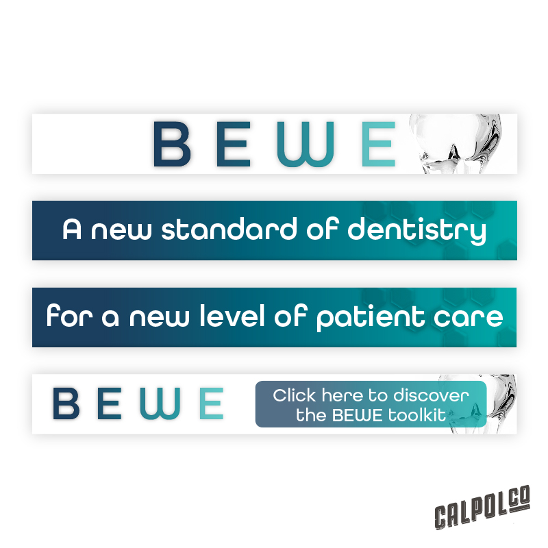 Bewe banner ad