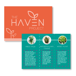 Haven giveaway seed pack