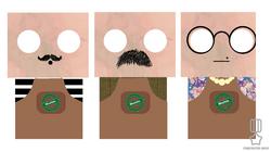 Herbe character alternatives