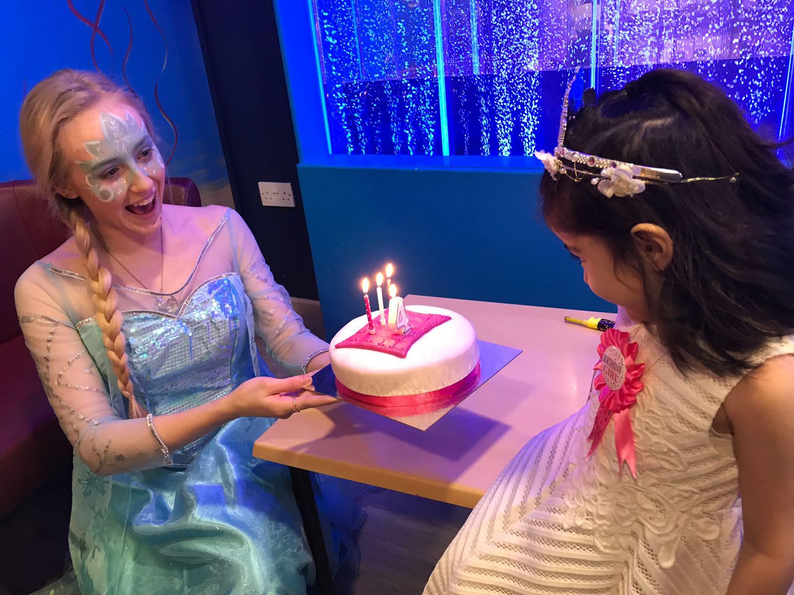 Princess Parties - Liverpool