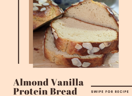 Almond Protein Bread