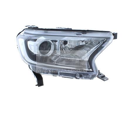 O/S RH Front Headlight Unit