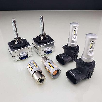 2019 >>> Headlight Bulb Upgrade Kit