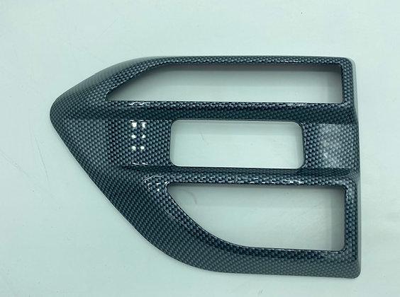 Carbon Side Vent Cover Set