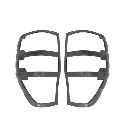 Tail Light Covers - Carbon Fibre Look