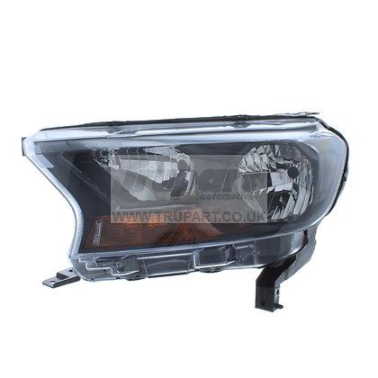 N/S LH Front Headlight Unit