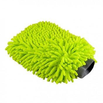 Chennille Microfibre Scratch Free Wash Mitt