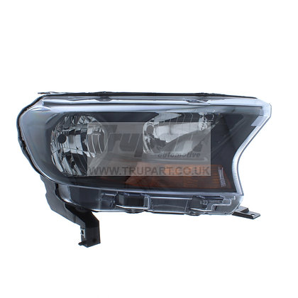 O/S RH Front Headlight Unit