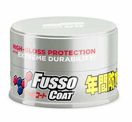 Soft99 Fusso Coat 12M Wax 200g (Light colours)