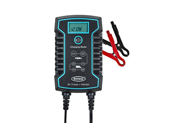 RING RSC808 8A Smart Battery Charger