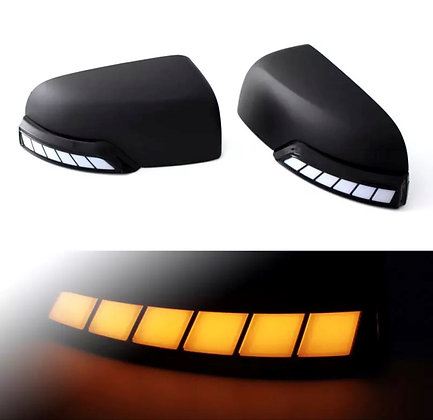 Door Mirror Covers With LED Indicator Upgrade
