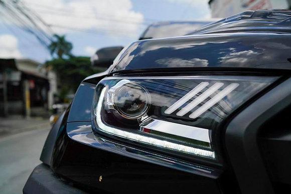 Mustang Style BiLED Headlights