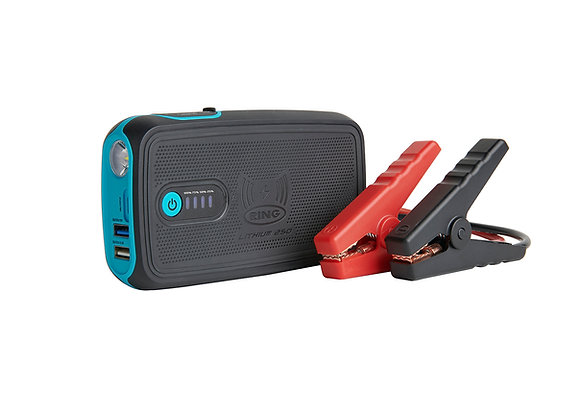 RING RPPL400 High Power Lithium Jump Starter & Power Bank