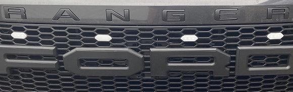 3D Emblem Logo Letters