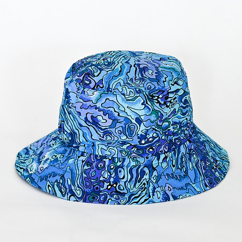 Paua Bucket Hat