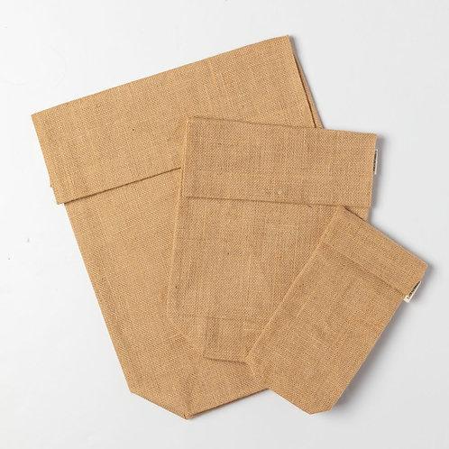B2B Jute Postage Envelope (3 sizes)