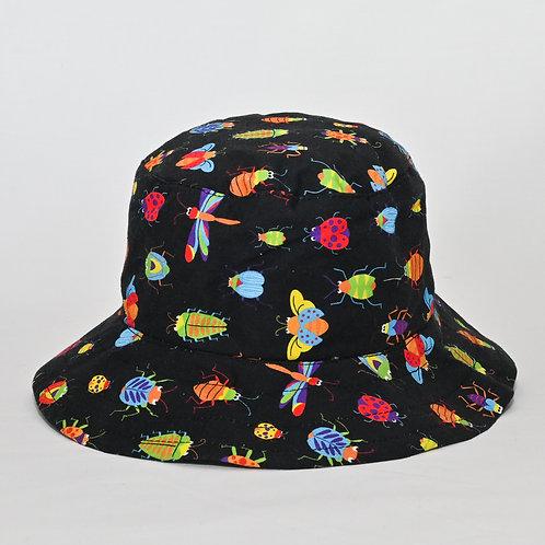 Bugs Beetles Bucket Hat