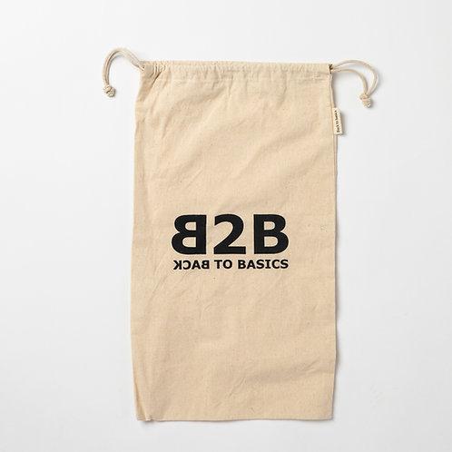 Cotton  Shoe Bags (Set of 3)