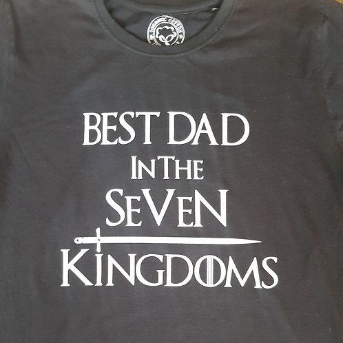 Crew Short Sleeve Tee Best Dad