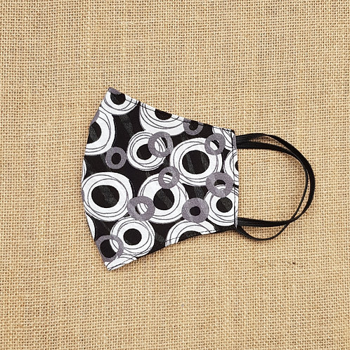 Face Mask Cotton  Shades of Grey