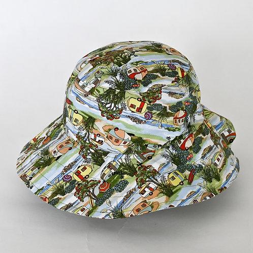 Camping Bucket Hat