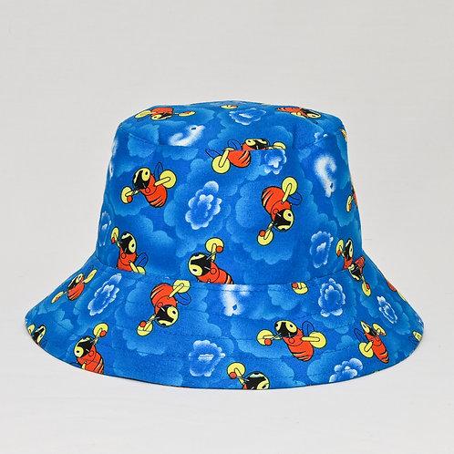 Buzzy Bee Bucket Hat
