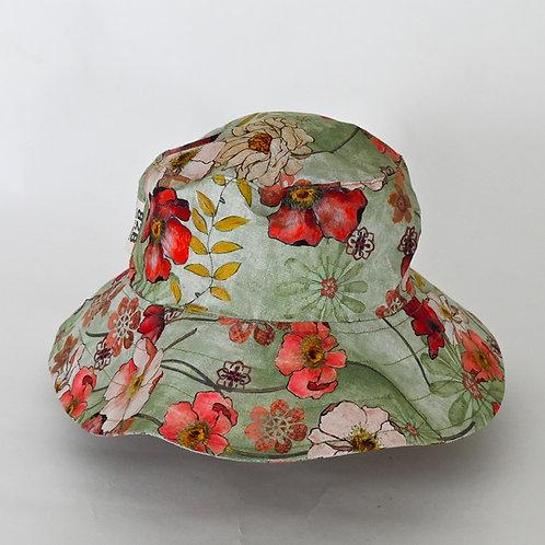 Spring Green Bucket Hat