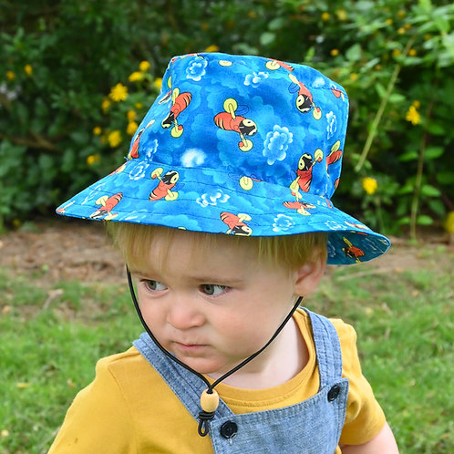Buzzy Bee Bucket Hat