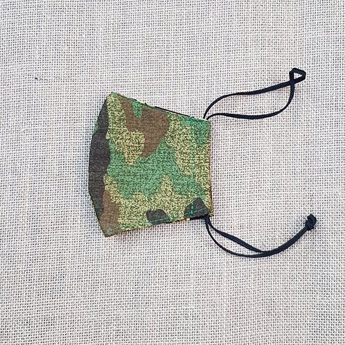 Face Mask Cotton Operational Camouflage