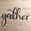 "Thumbnail: Gather - 18"" x 12"""