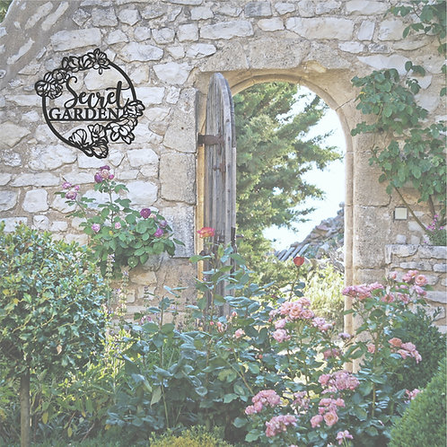 "Secret Garden - 18"""
