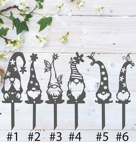 """Garden Gnomes - 16.5"""""""