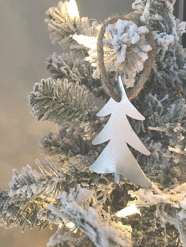 """Tree Ornament - 5"""" x 3"""""""