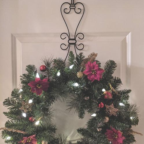 """Wreath Hanger - 4.5"""" x 19"""""""