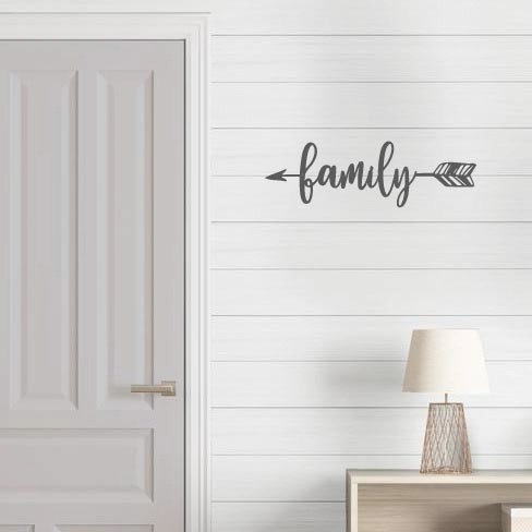 "Family Arrow - 16"" x 5"""