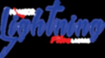 Lightning Logo Sticker - Fibre Lasers (v