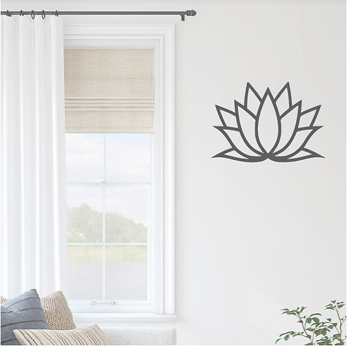 "Lotus Flower - 16"" x 13"""