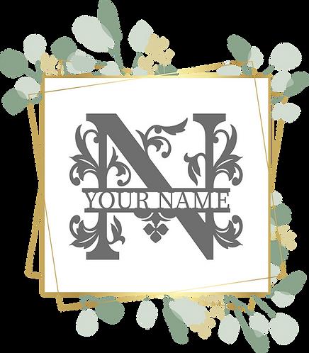 REGAL MONOGRAM - N